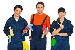 w11 cleaning company
