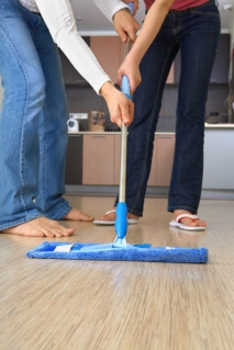 Hard Floor Cleaning - Top Tips For Tiles